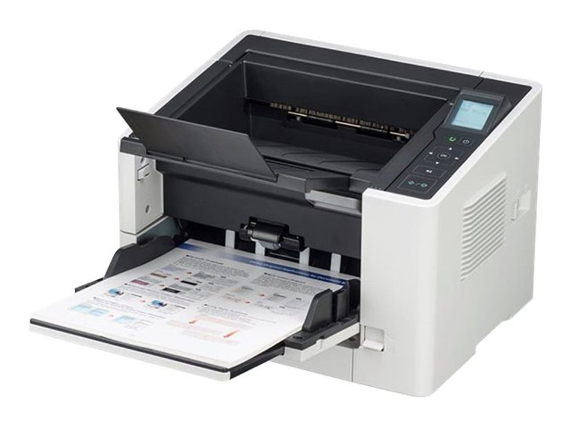 Panasonic Kv-S2087-U Document Scanner