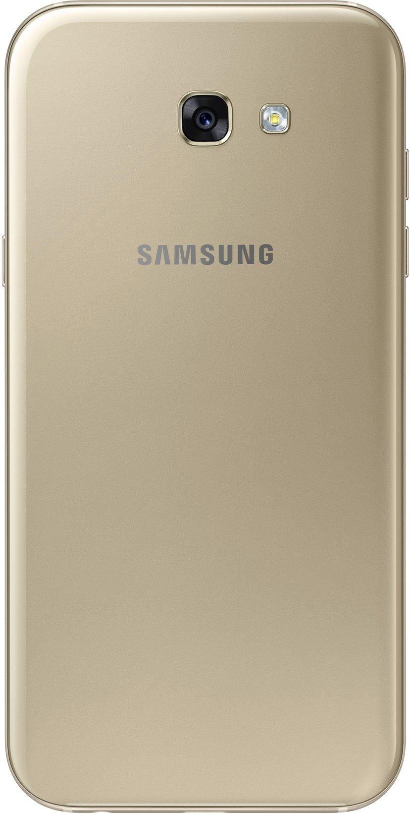 Samsung Galaxy A3 (2017) 16GB Ett SIM Guldsand