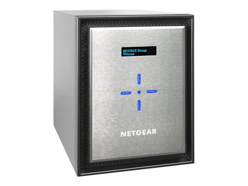 Netgear ReadyNAS 626X 36TB NAS-server