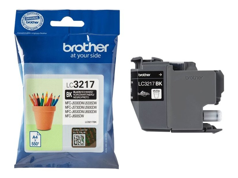 Brother Bläck Svart - MFC-J5330/MFC-J6930
