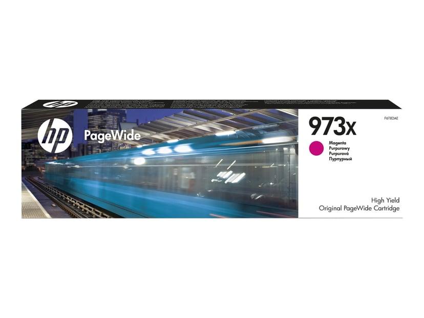 HP Blekk Magenta No.973X 7k - PageWide #Köp