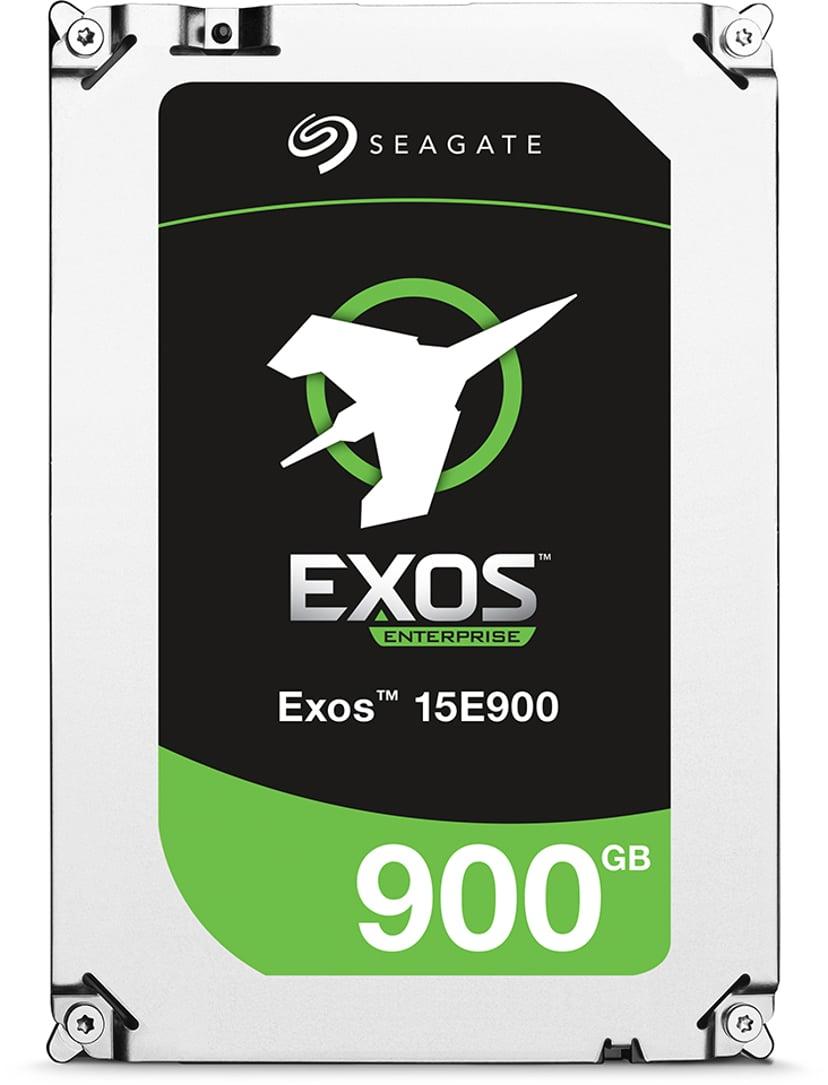 """Seagate Exos 15E900 4KN/512E 0.9TB 2.5"""" Serial Attached SCSI 3"""