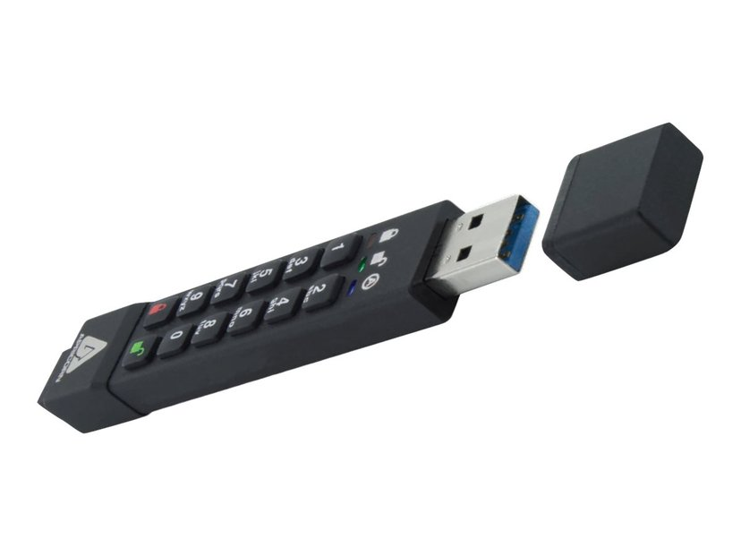 Apricorn Aegis Secure Key 3Z 16GB USB 3.0 256-bit AES-XTS; FIPS 140-2 Level 3