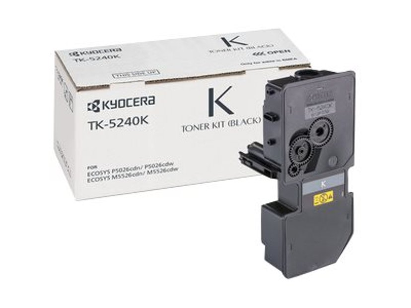 Kyocera Toner Svart 4K Tk-5240K - M5526/P5026