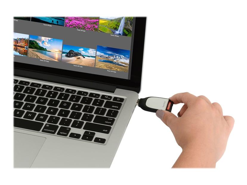 SanDisk Card Reader USB A (SD Uhs-I/Ii Cards)