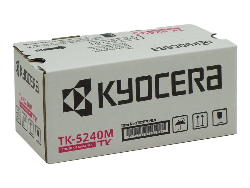 Kyocera Toner Magenta 3K Tk-5240M - M5526/P5026