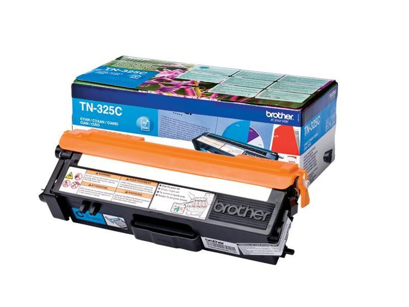 Brother Toner Cyaan TN-325C 3,5k - HL-4150/4570