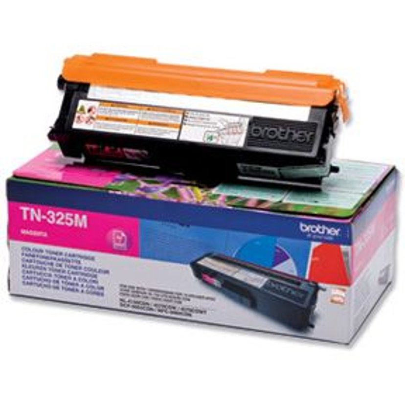 Brother Toner Magenta TN-325M 3.5k- HL-4150/4570