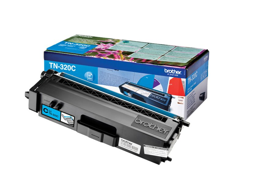 Brother Toner Cyaan TN-320C 1,5k - Hl-4150/4570