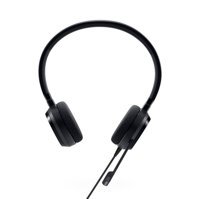 Dell Pro Stereo Headset UC150 Svart