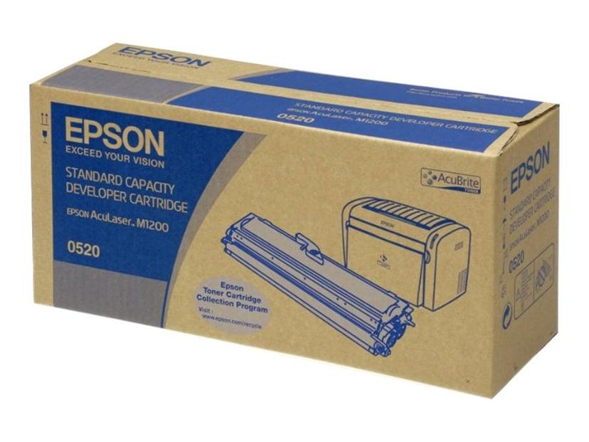 Epson Toner Svart 1,8k - M1200