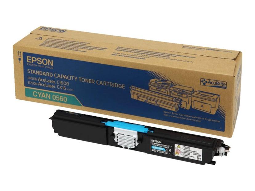 Epson Toner Cyan 1,6k - C1600