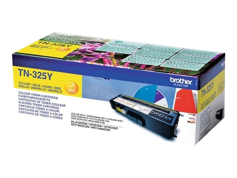 Brother Toner Gul TN-325Y 3.5k- HL-4150/4570