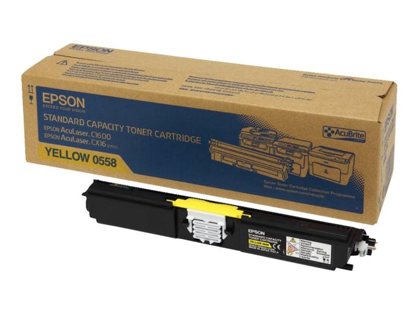 Epson Toner Gul 1,6k - C1600