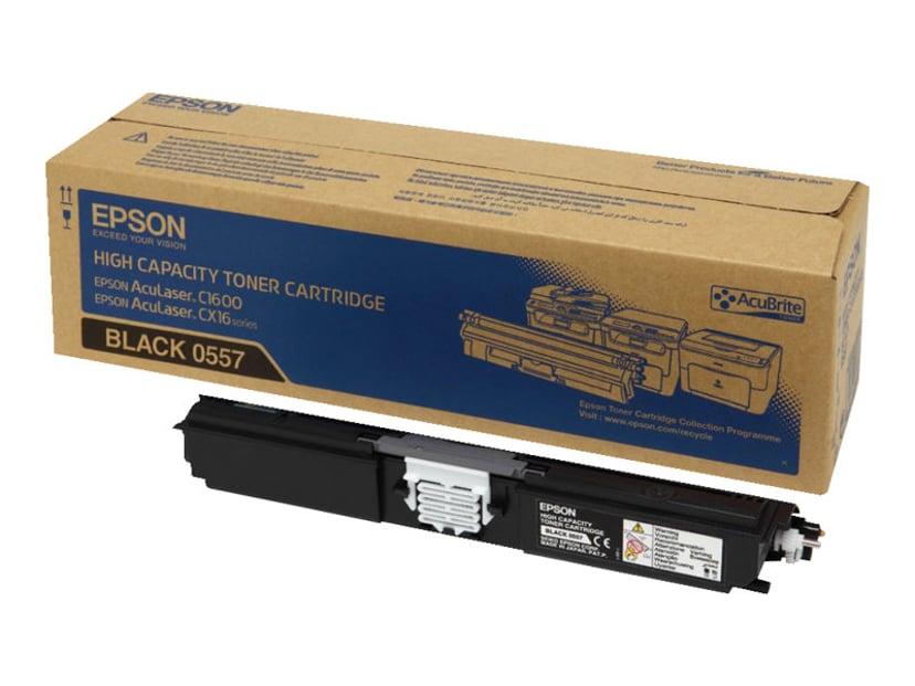 Epson Toner Sort 2,7k - C1600
