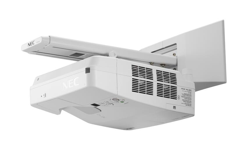 NEC Um301w WXGA Ultra Short Throw Incl Wall Mount #Demo