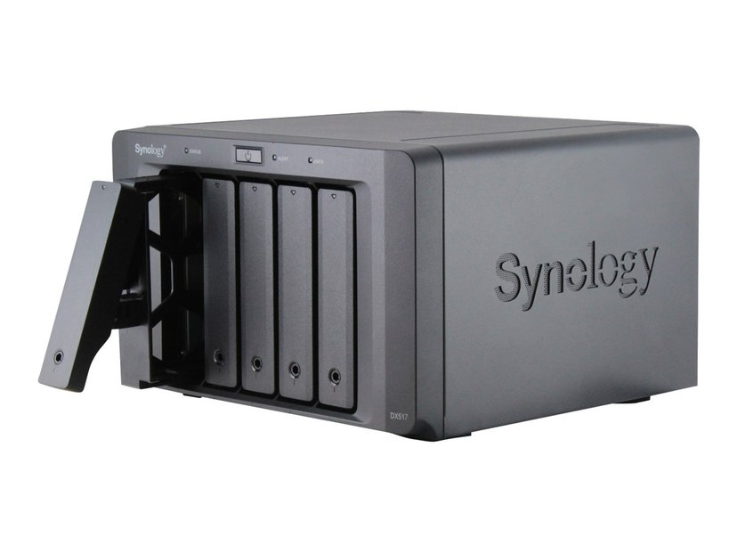 Synology Dx517 Expansion Unit 5-Bay