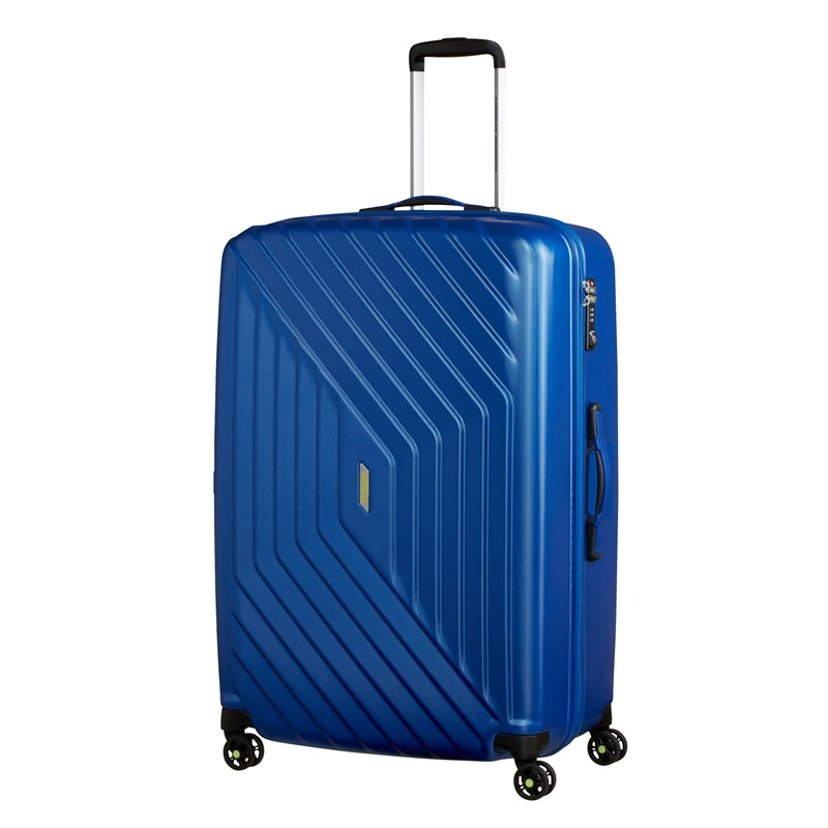 American Tourister Airforce 76 L Expand Spinner Blue