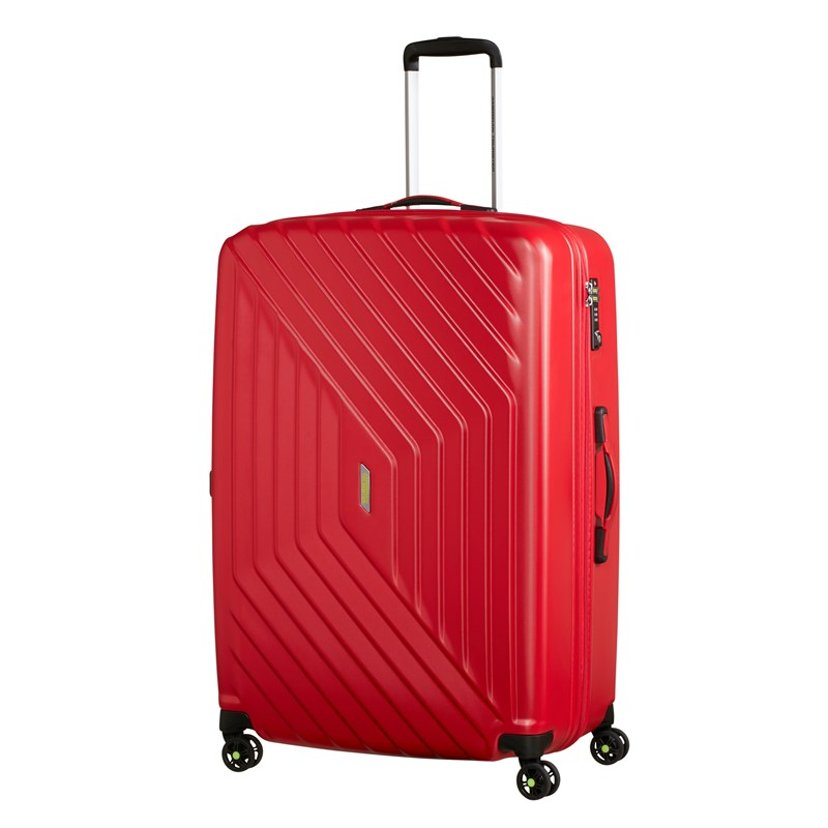 American Tourister Airforce 76 L Expand Spinner Red