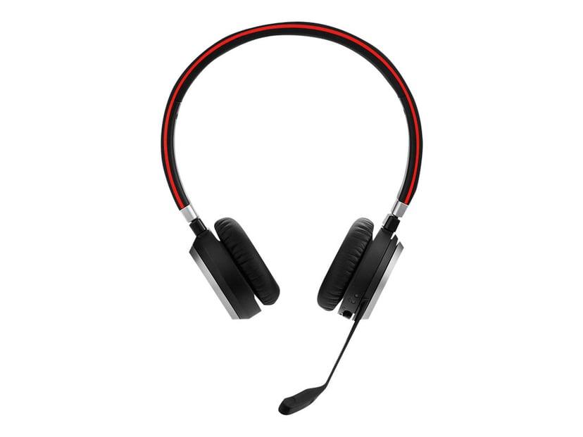 Jabra Evolve 65 MS stereo Zwart
