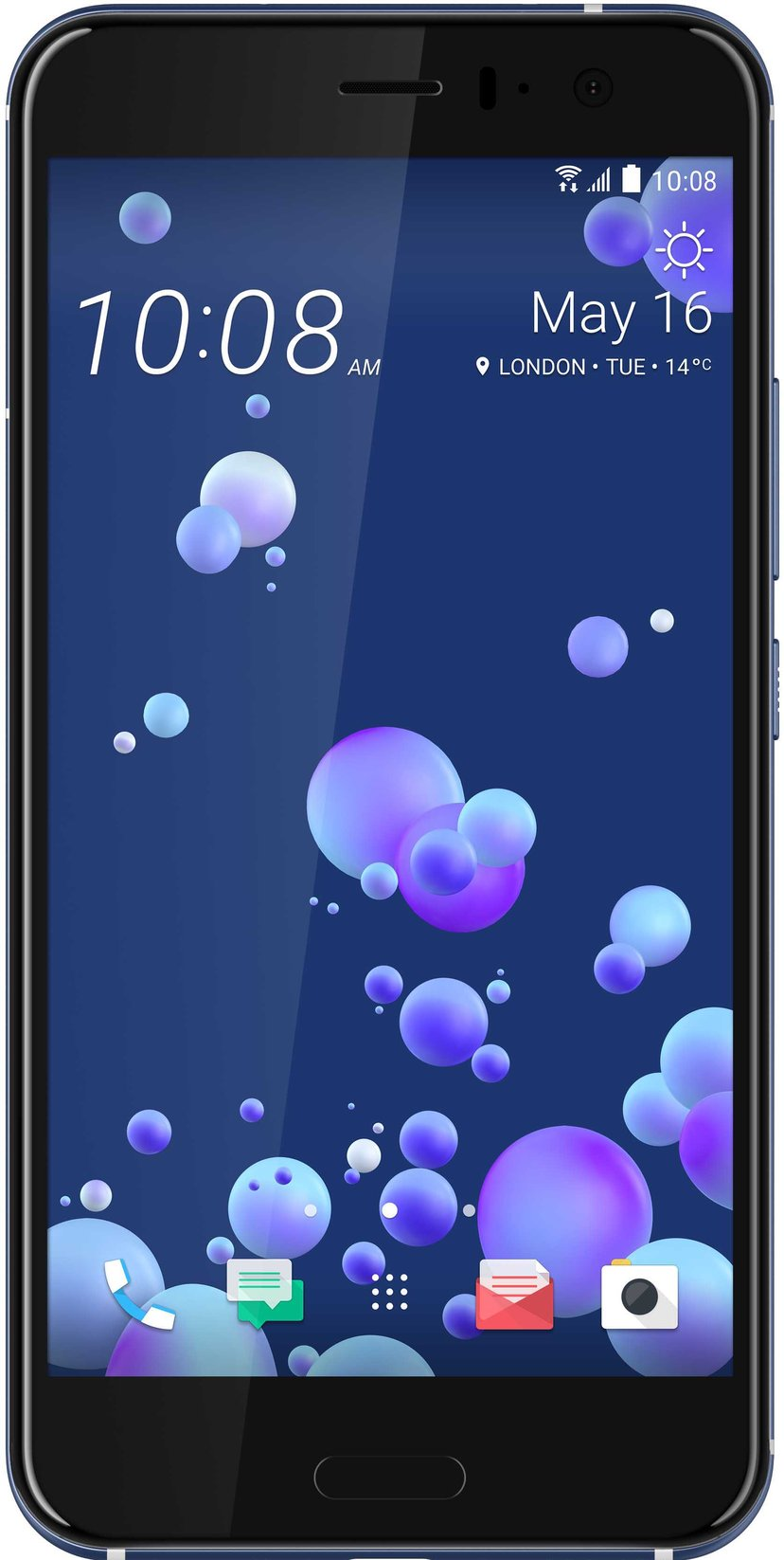HTC U11 64GB Ett SIM Silver