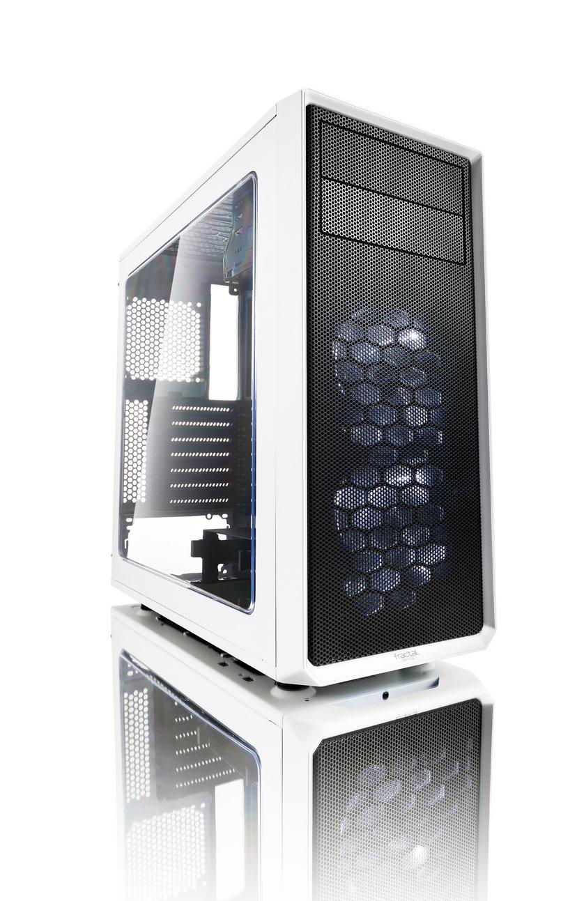 Fractal Design Focus Series G Wit; Zwart