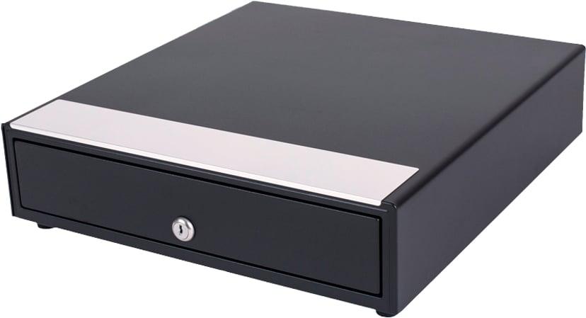 International Cash Drawer Cash Drawer HP-123 Manual Standard Black