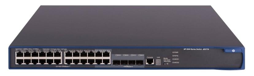 HPE 5500-24G EI Switch