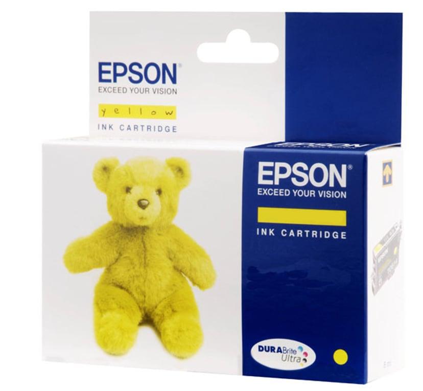 Epson Muste Keltainen - STYLUS Kuva R300/RX300/500/600