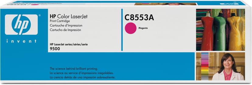 HP Värikasetti Magenta - C8553A