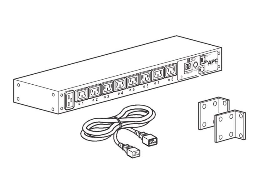 APC Switched Rack PDU