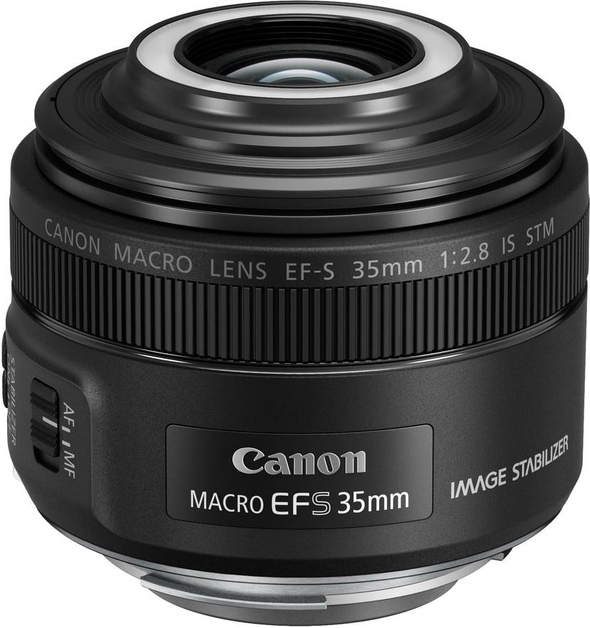 Canon EF-S 35/2.8 Macro IS STM