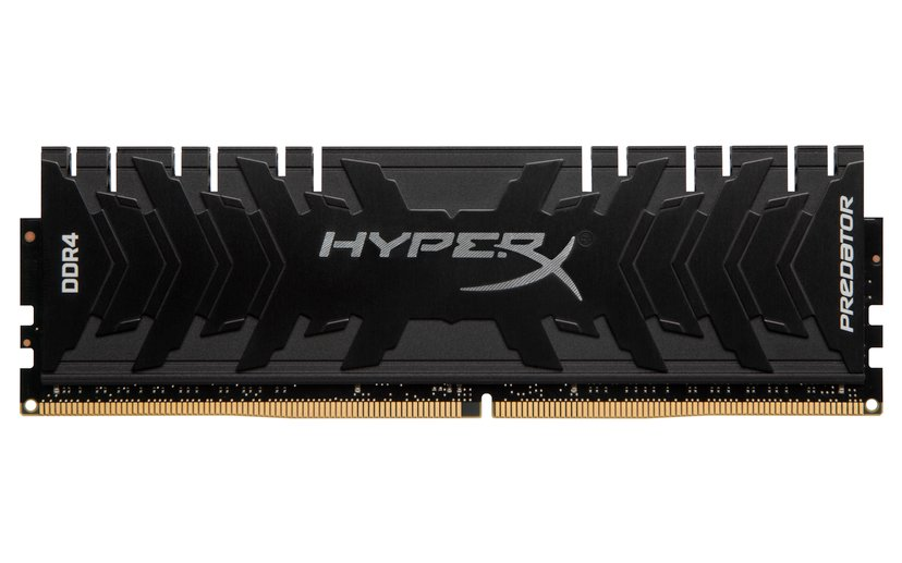 Kingston Hyperx Predator 32GB(4X8) DDR4 2666MHz - Black 32GB 2,666MHz DDR4 SDRAM DIMM 288-PIN