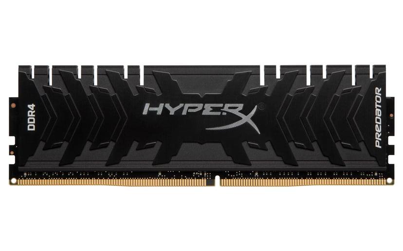 Kingston HyperX Predator 128GB 3,000MHz DDR4 SDRAM DIMM 288-pin