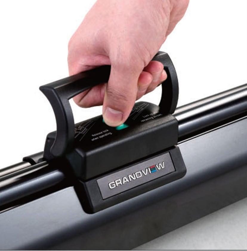 """Grandview X-Press Pull-Up 4:3 142X106cm 70"""""""