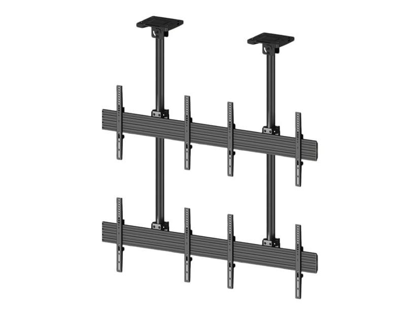 Multibrackets Pro Series Ceiling Mount MBC2X2U