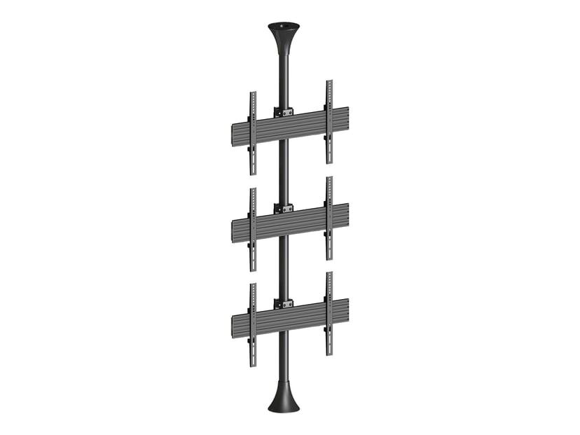 Multibrackets Pro Series Floor To Ceiling Mount MBFC3U