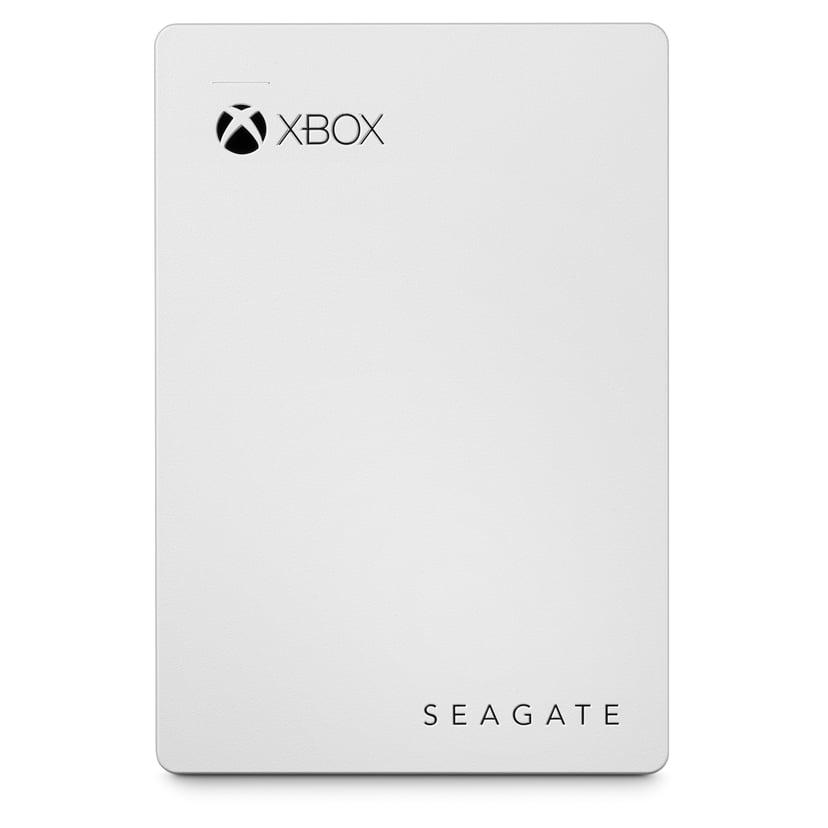 Seagate Game Drive For Xbox 2TB Hvit