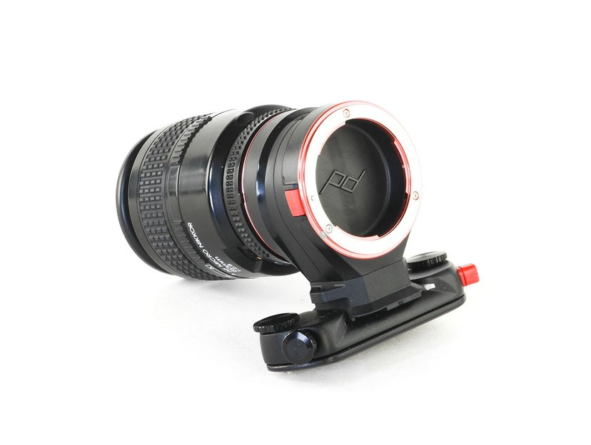 Peak Design Capture Lens - Nikon Svart