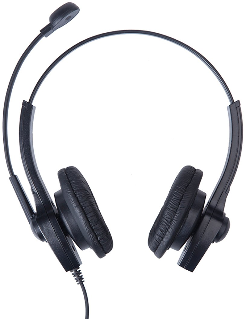 Voxicon UC610 Duo Noise Cancelling Headset