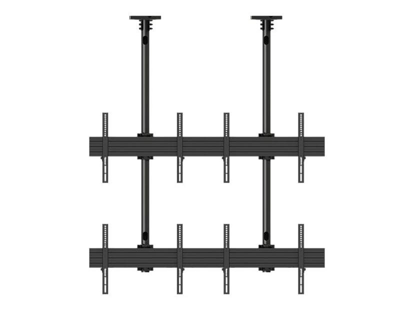 Multibrackets Pro Series Ceiling Mount MBC2X2U2