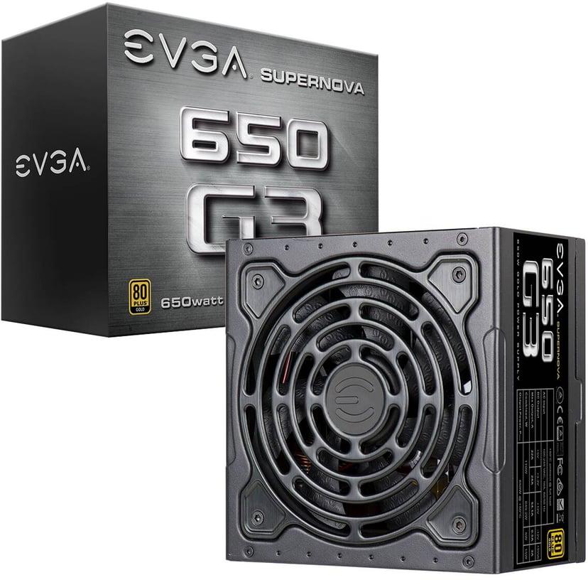 EVGA SuperNOVA 650 G3 650W 80 PLUS Gold