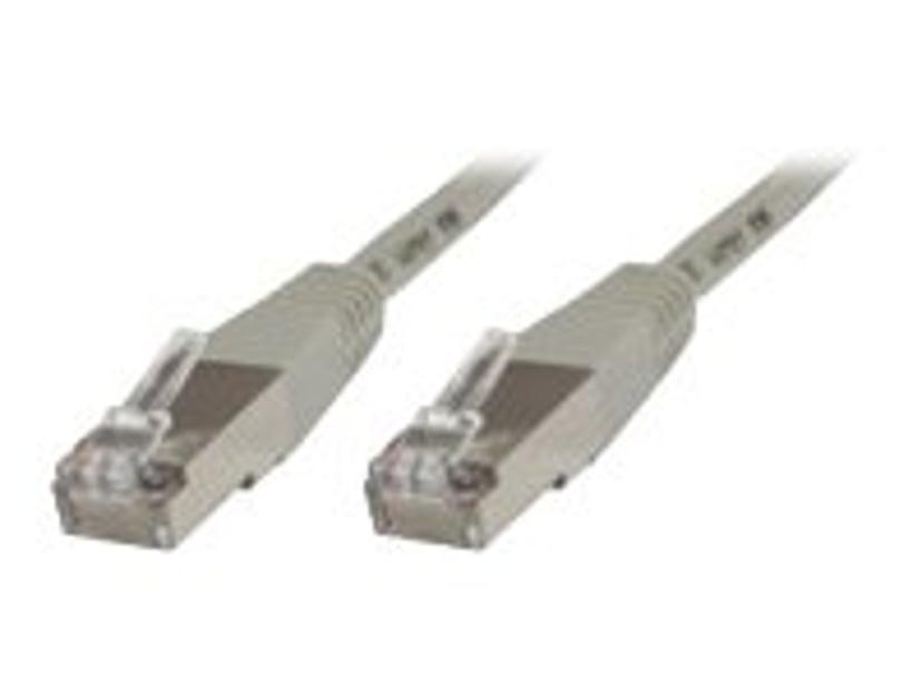Microconnect Nätverkskabel RJ-45 RJ-45 CAT 6 30m Grå