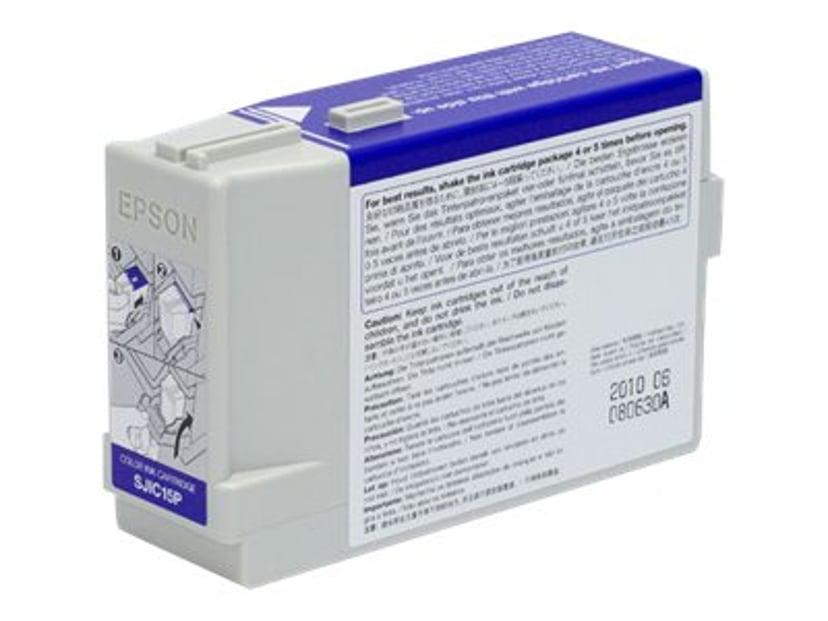 Epson Bläck 3-Färg - TM-C3400