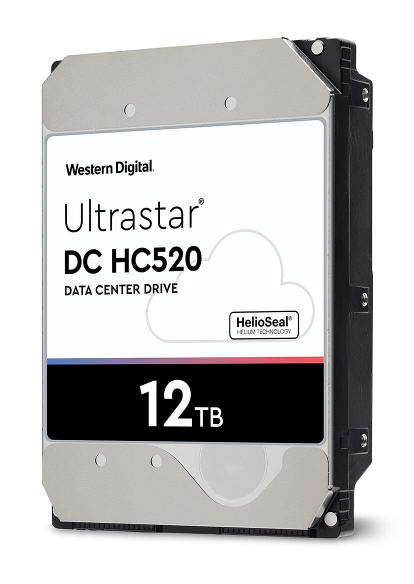 WD Ultrastar DC HC520 4KN ISE