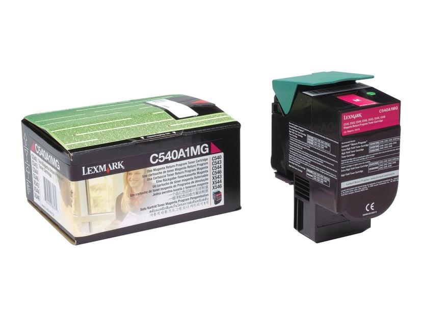 Lexmark Toner Magenta 1k - C540/X543