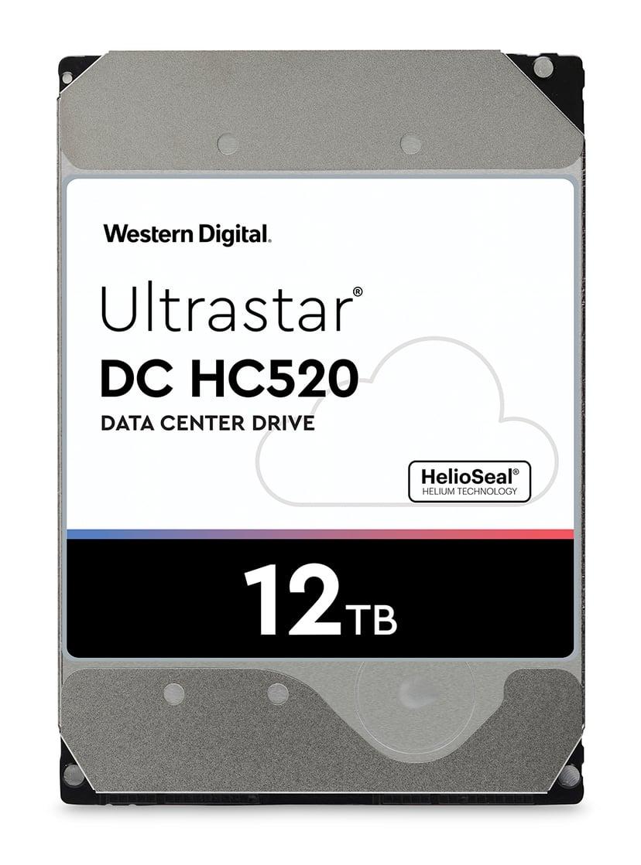 WD Ultrastar DC HC520 512E SE