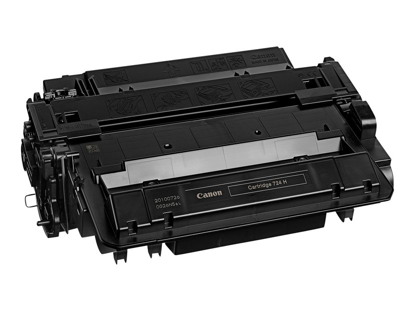 Canon Toner Sort 724H 12,5k - 6750DN