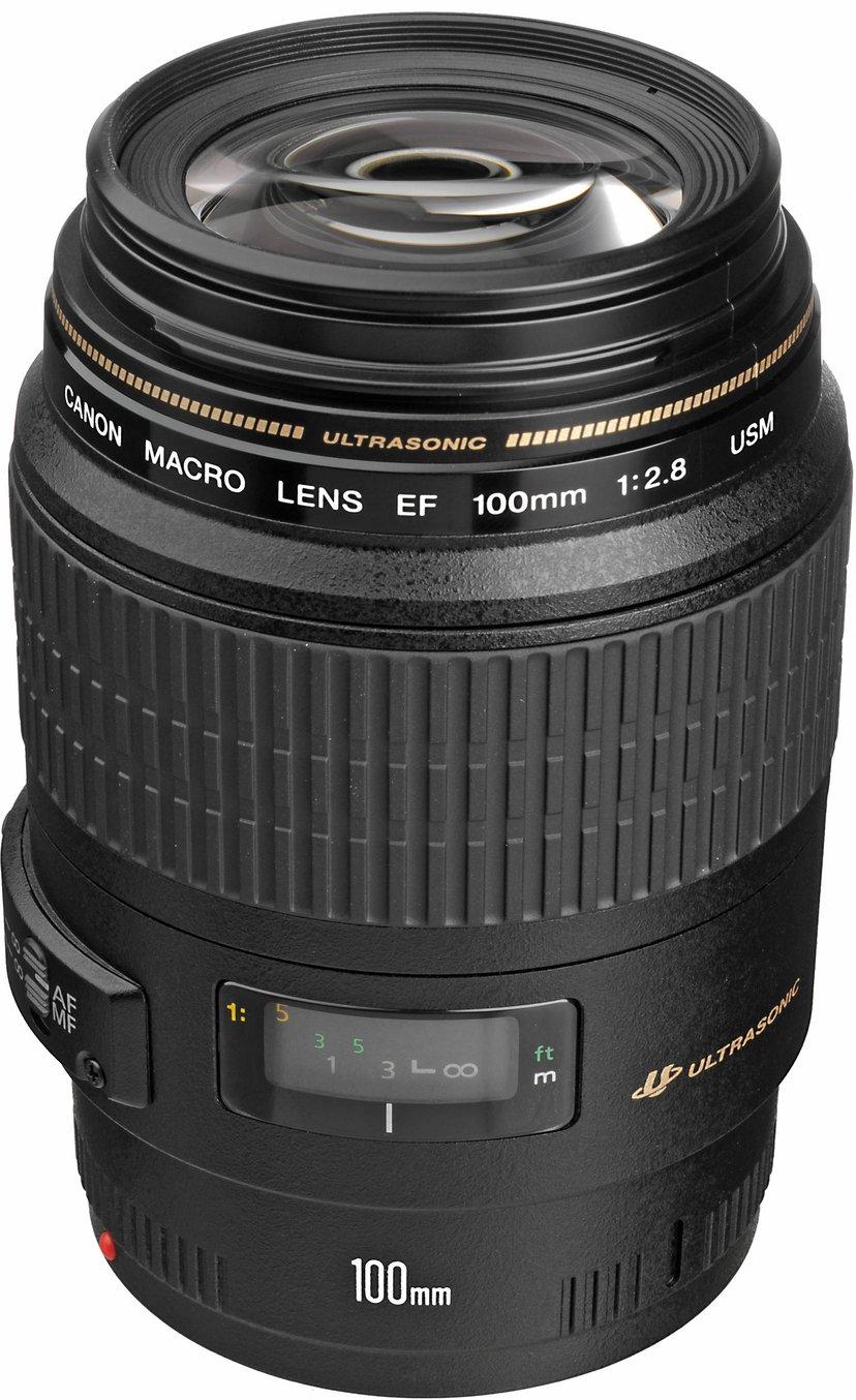 Canon EF makrolinssi