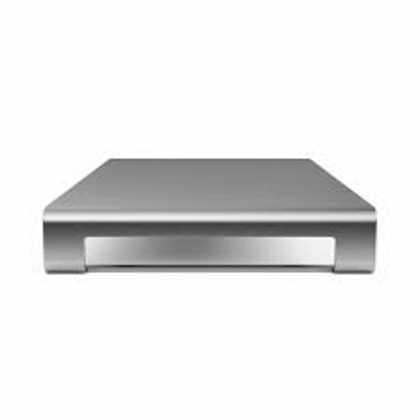 Satechi Aluminum Slim Monitor Stand Space Gray